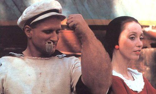 Robert Altman's 1980 Popeye starring Robin Williams makes its Blu-ray debut!