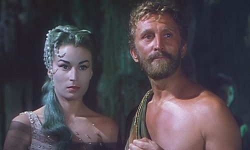 The lush 1954 adaptation of Homer's grand epic The Odyssey is now available!