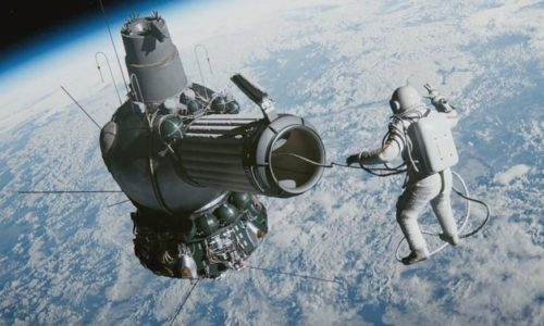 The Russian production based on the true story of the first ever astronaut to complete a spacewalk is available this week!