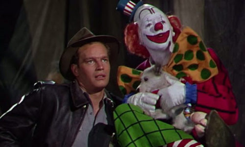 Cecil B. DeMille's 1952 circus spectacle makes its Blu-ray debut this week!