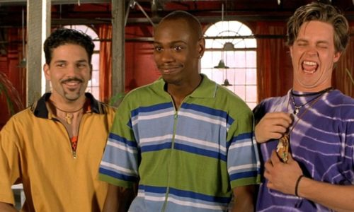 Dave Chappelle stars in the 1992 stoner comedy, now on Blu-ray!
