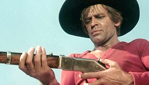 Klaus Kinski stars in one of four Italian westerns now available from Arrow Video!