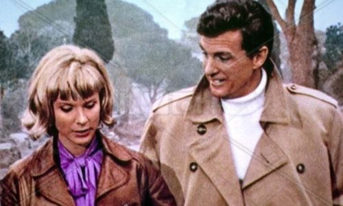Bibi Andersson and James Farentino star in the 1970 romance, coming next week!
