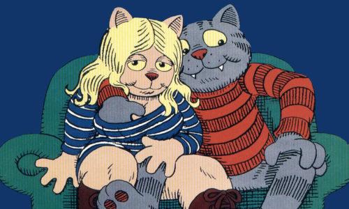 The frisky feline returns to Blu-ray next week!