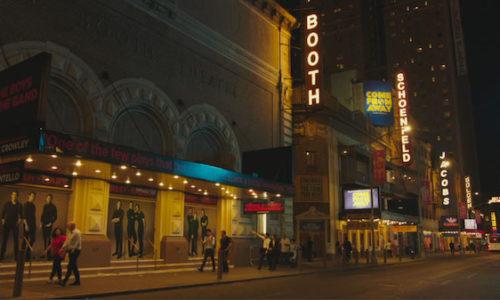 An enjoyable, well-organized celebration of Broadway theater.