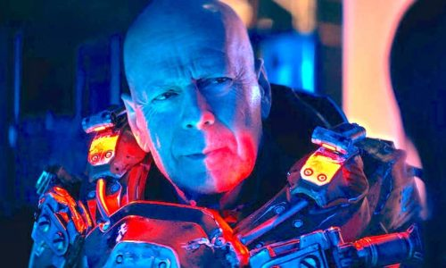 Bruce Willis and Frank Grillo star in the sci-fi action-adventure set in the year 2524. Available next week!