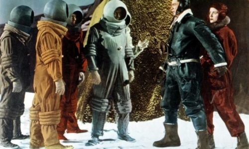 The 1951 sci-fi favorite returns fully restored! Now available!