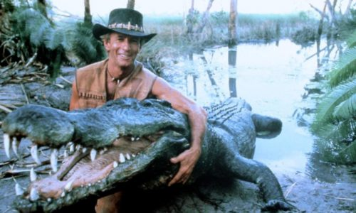 Say g'day to Paul Hogan...on Blu-ray!
