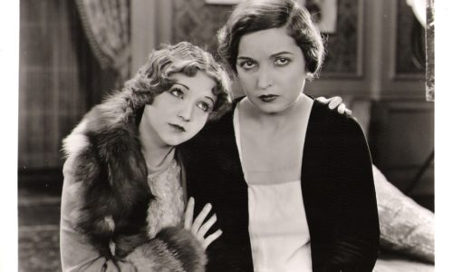 The 1928 silent romantic comedy, fully 4K restored, is now on Blu-ray!