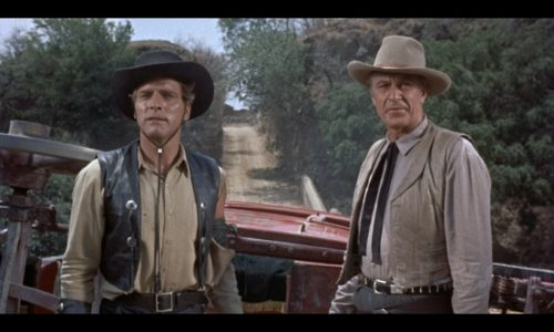 Gary Cooper and Burt Lancaster star in the action-filled western from director Robert Aldrich! Available now!