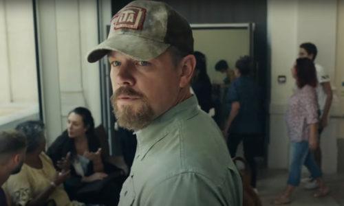 The Matt Damon-starrer arrives on disc and digital next week!